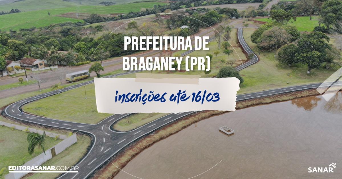 Concurso de Braganey - PR: salários até R$15,4 mil na Saúde!