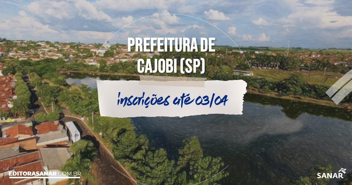 Concurso de Cajobi - SP: vagas na Saúde para médicos!