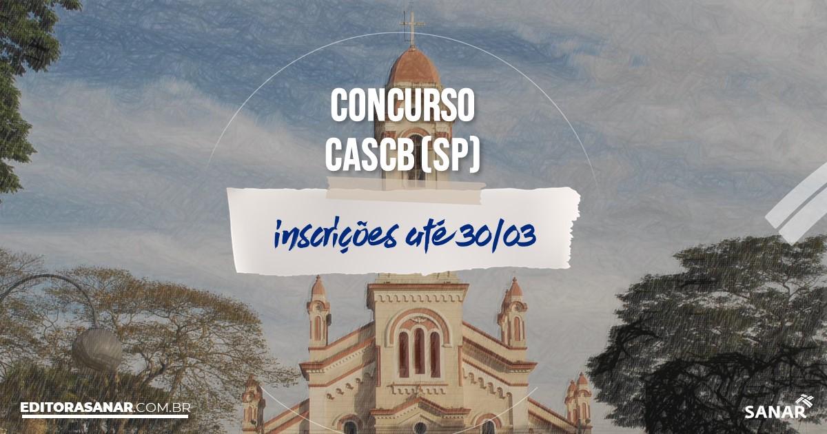 Concurso do CASCB - SP: salários na Saúde de até R$11,5 mil!