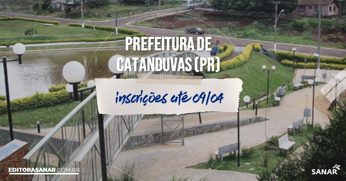 Catanduvas Paraná fonte: s3.sanar.online