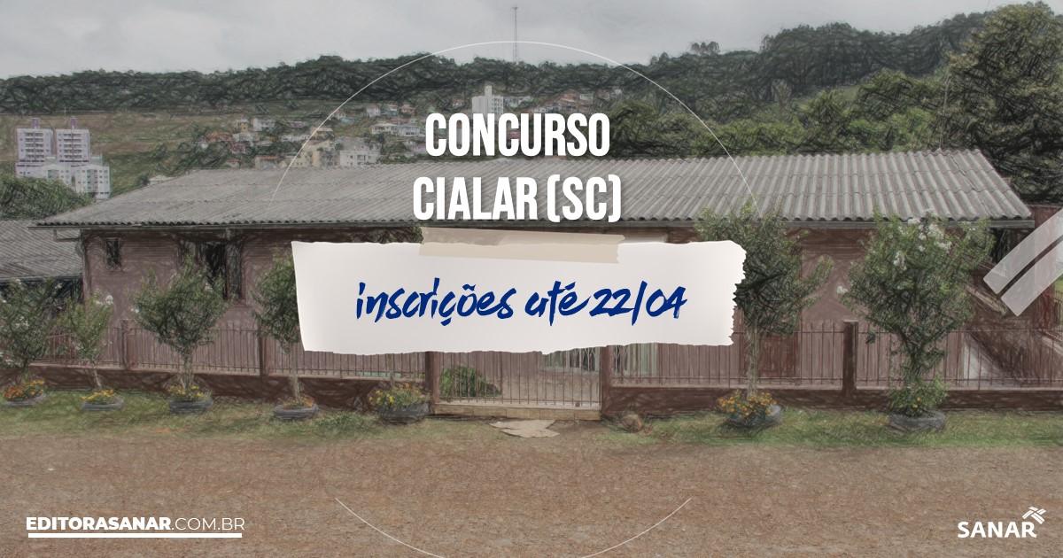 Concurso do CIALAR - SC: na Saúde, vaga para psicólogo!