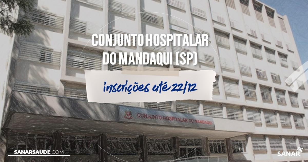 Concurso do Conjunto Hospitalar do Mandaqui - SP: vagas na Saúde para médicos!