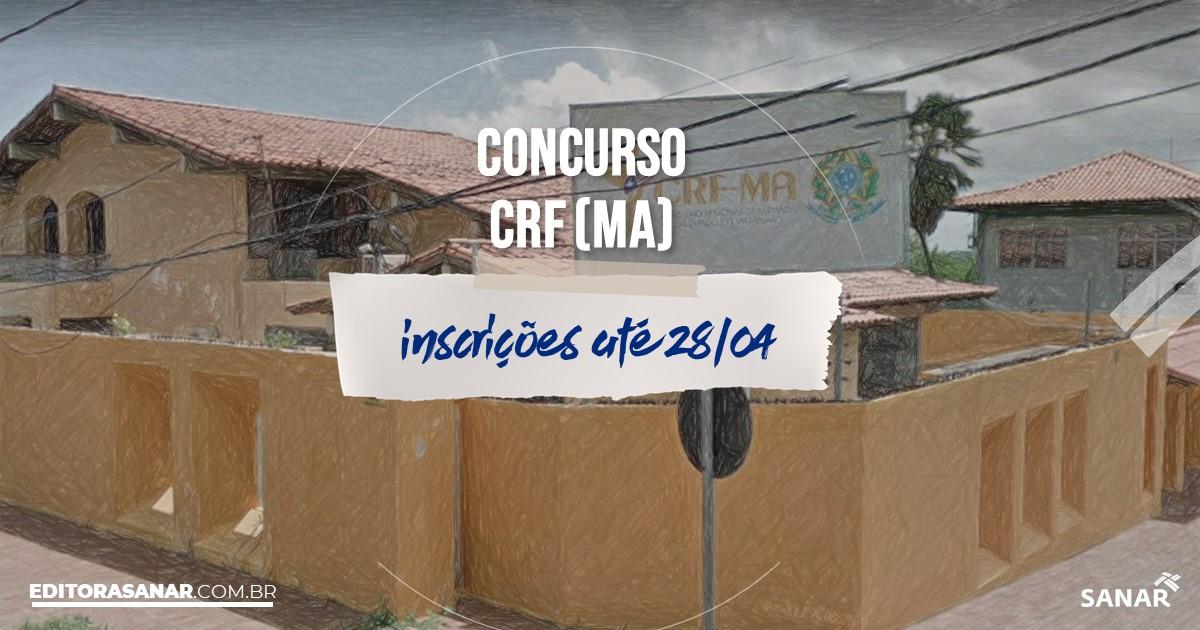 Concurso do CRF - MA: na Saúde, vagas para farmacêuticos!