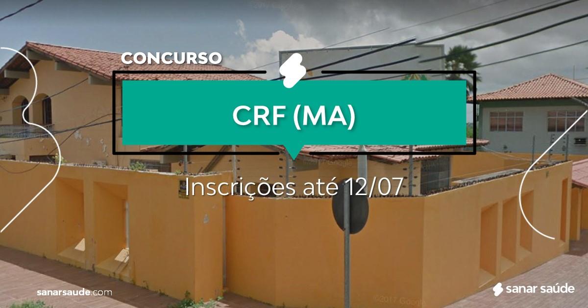 Concurso do CRF - MA: vagas na Saúde para farmacêuticos!