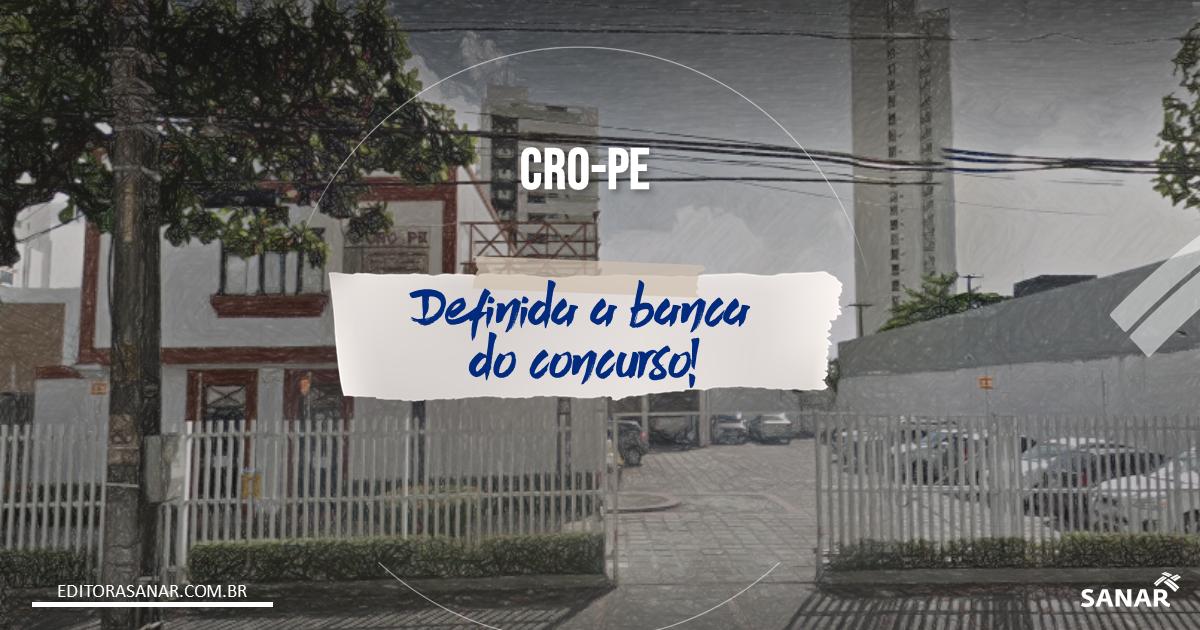 Concurso CRO -PE