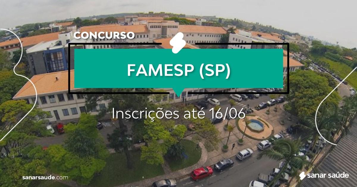 Concurso da FAMESP- SP: na Saúde, vagas para psicólogos!