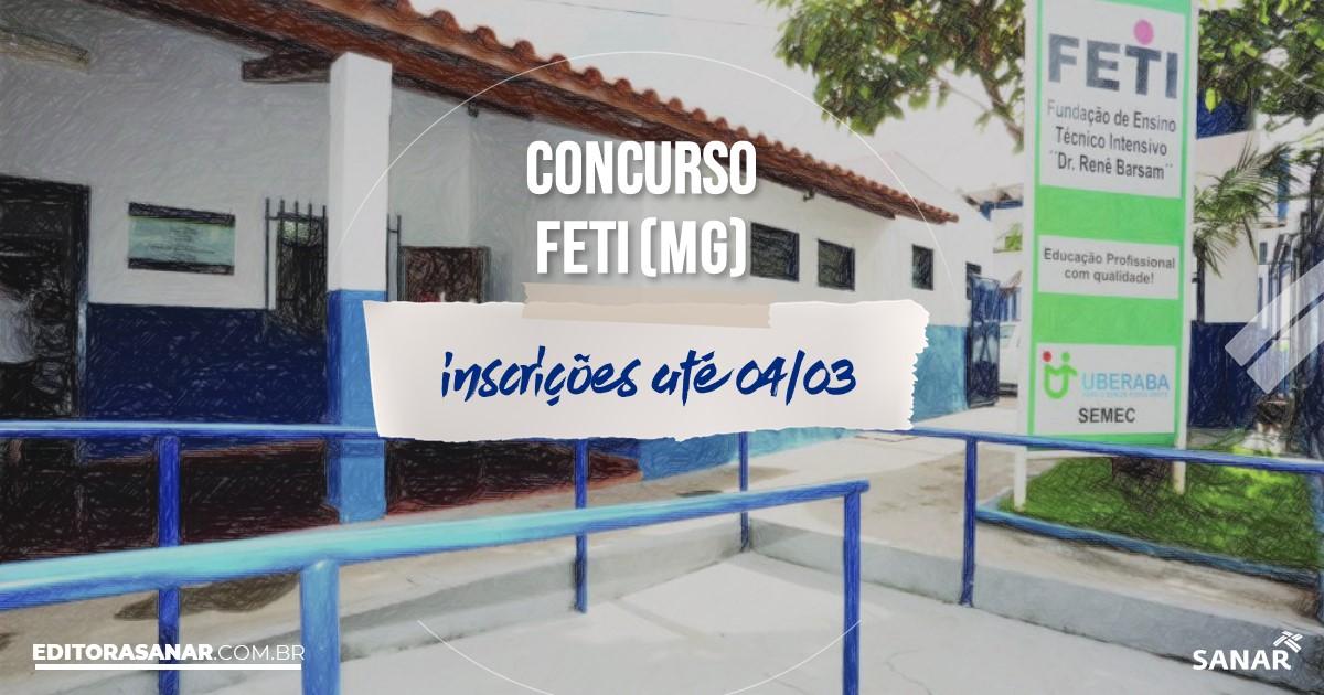 Concurso da FETI - MG: na Saúde, vaga para psicólogo!