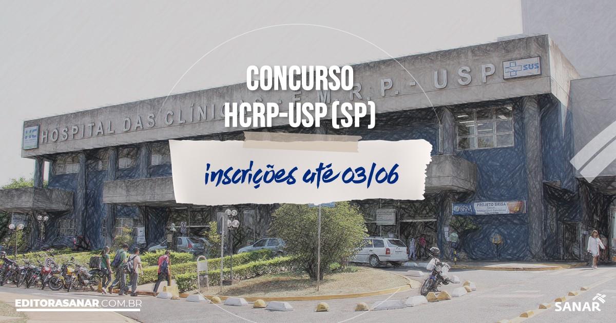 Concurso do HCRP-USP - SP: vagas na Saúde para fisioterapeutas e médicos!