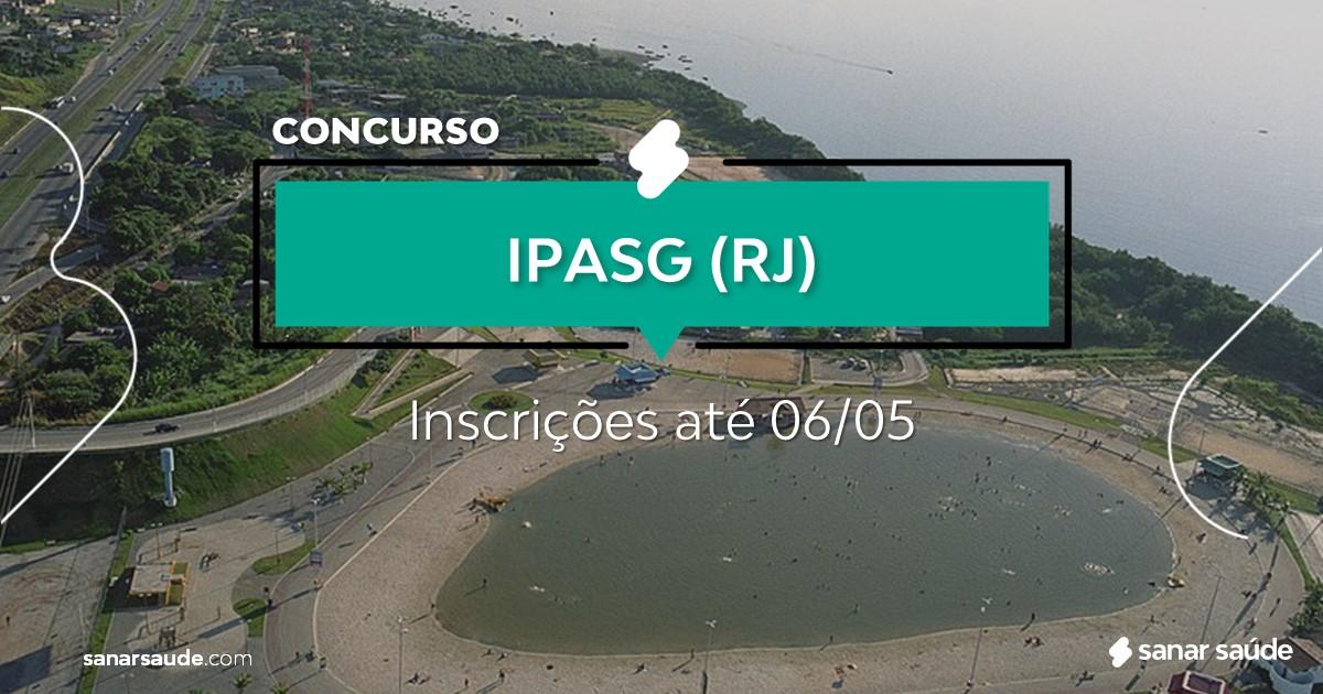 Concurso do IPASG - RJ: vagas na Saúde para psicólogos!