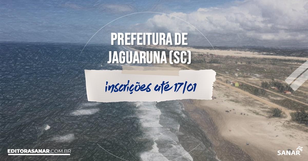 Concurso de Jaguaruna - SC: salários de até R$13 mil na Saúde!