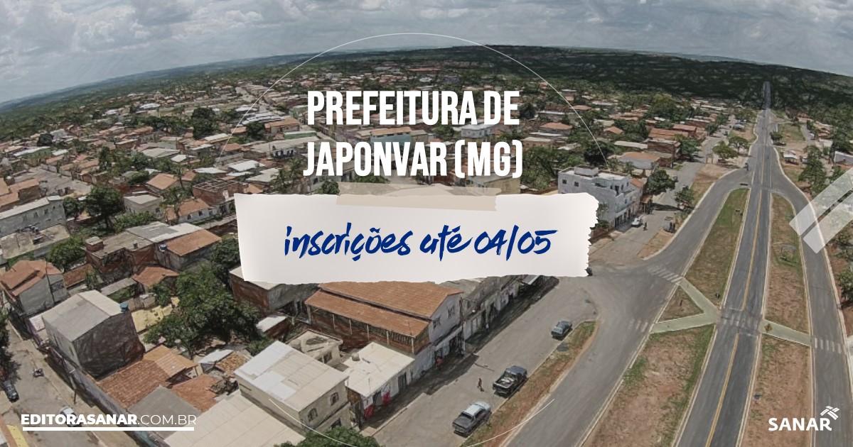 Concurso de Japonvar - MG: na Saúde, salário para médico de R$10 mil!