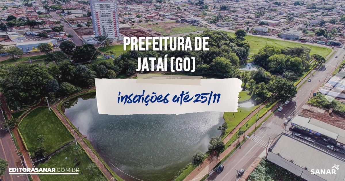 Concurso de Jataí - GO: vagas imediatas na Saúde!