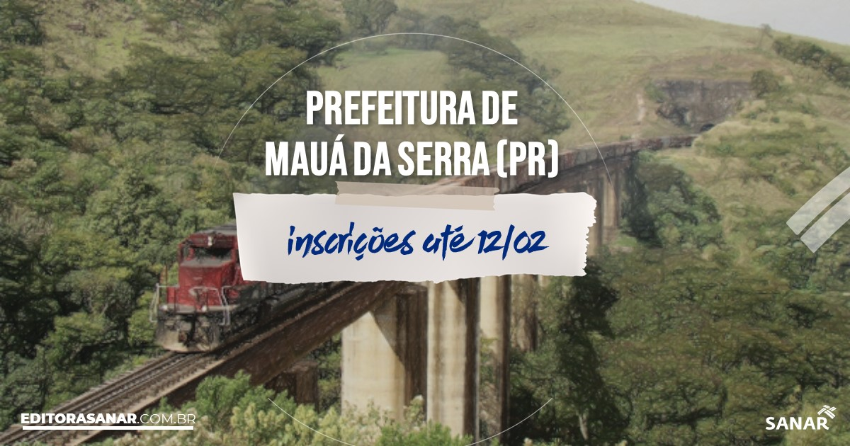 Concurso de Mauá da Serra - PR: salários na Saúde de até R$16 mil!