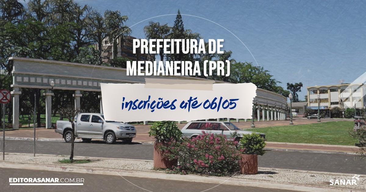 Concurso de Medianeira - PR: salários de até R$16,5 mil na Saúde!