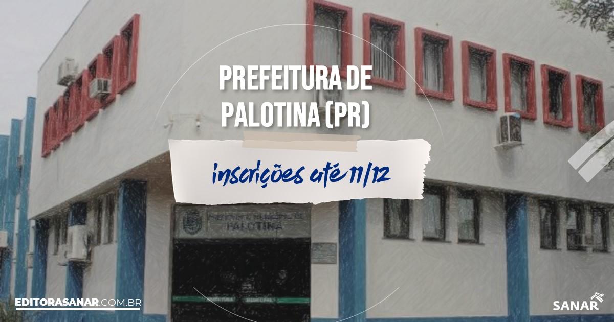 Concurso de Palotina - PR: salários na Saúde de até R$13 mil!