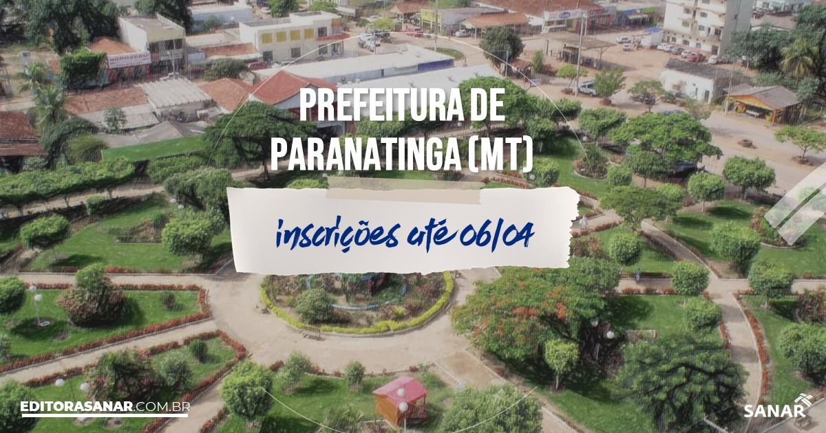 Paranatinga Mato Grosso fonte: s3.sanar.online