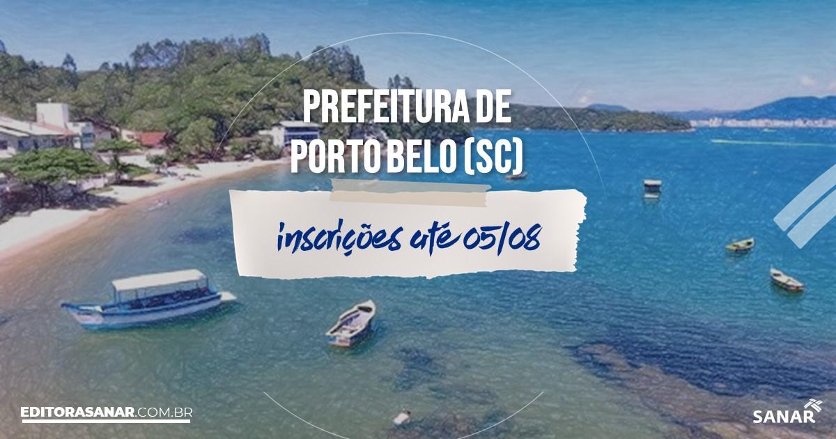 Concurso de Porto Belo - SC: vagas na Saúde para dentistas!