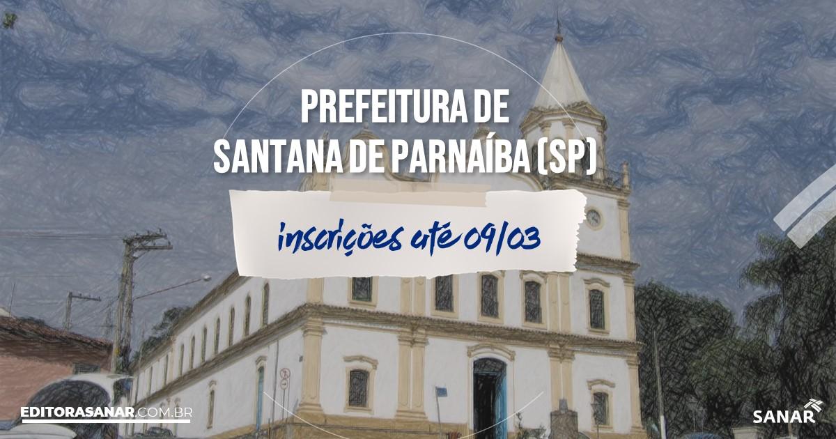 Concurso de Santana de Parnaíba - SP: salários de até R$10 mil na Saúde!