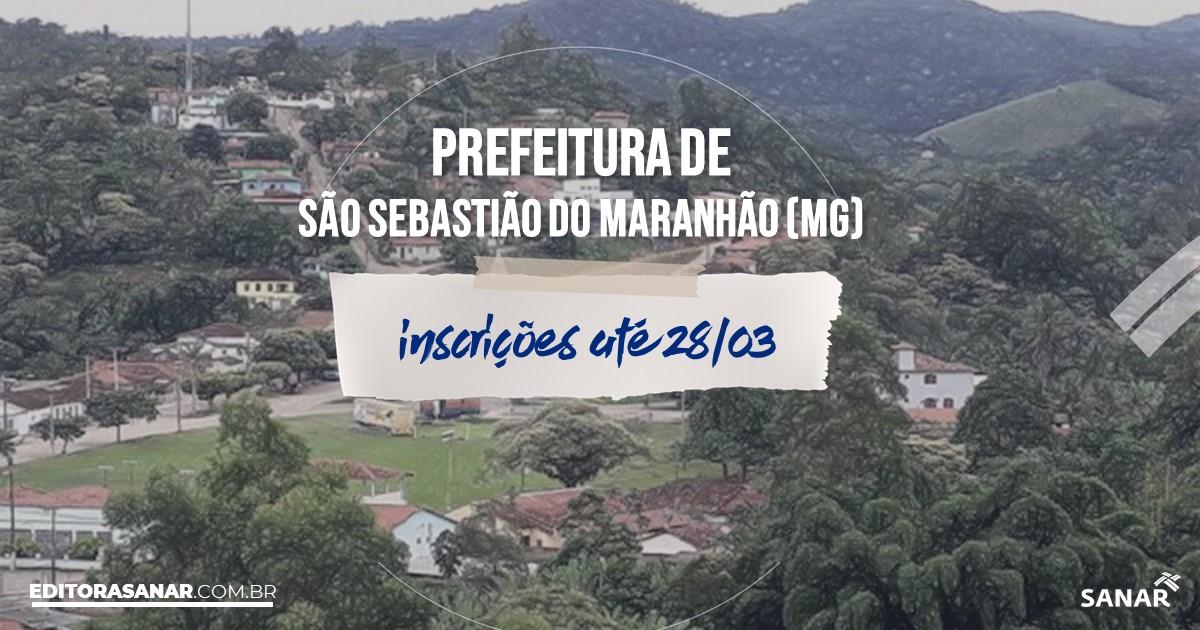Concurso de São Sebastião do Maranhão - MG: vagas até R$10 mil na Saúde!