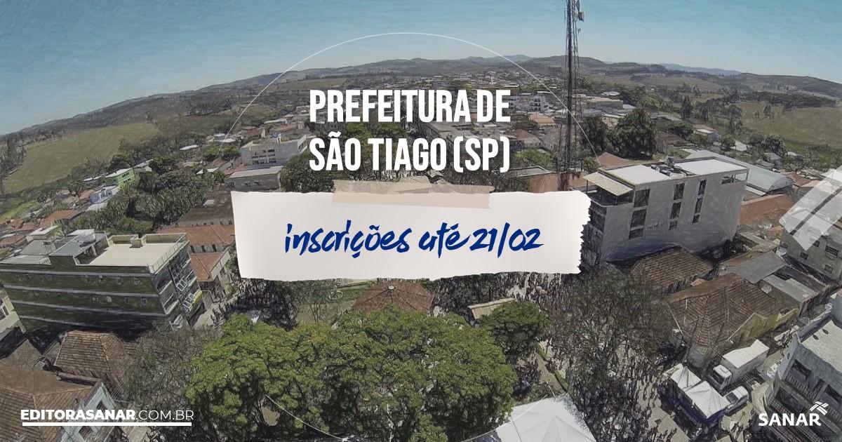 Concurso de São Tiago - MG: vagas na Saúde para psicólogos!