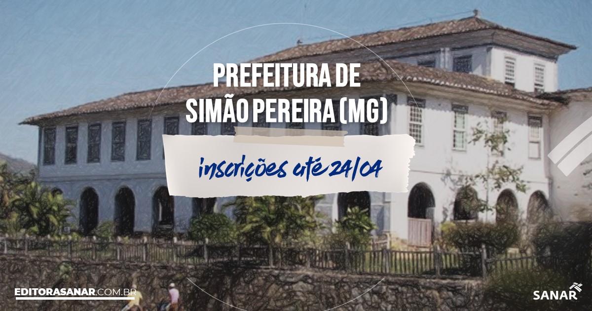 Concurso de Simão Pereira - MG: vagas de até R$7 mil na Saúde!