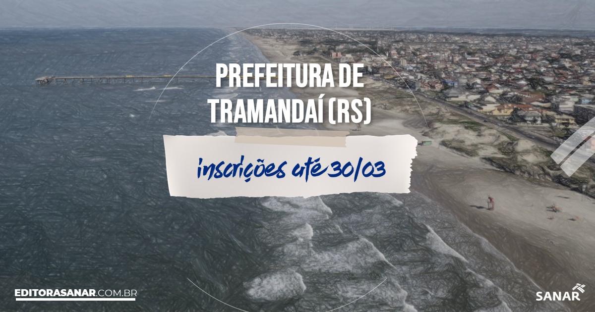 Concurso de Tramandaí - RS: vagas na Saúde!