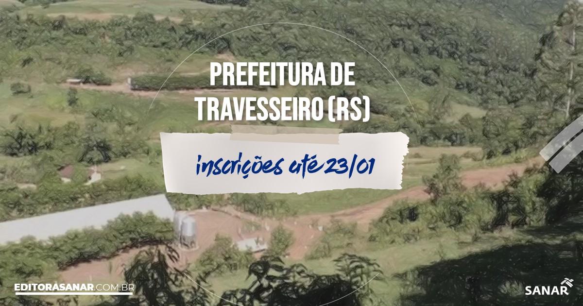 Concurso de Travesseiro - RS: vagas na Saúde!