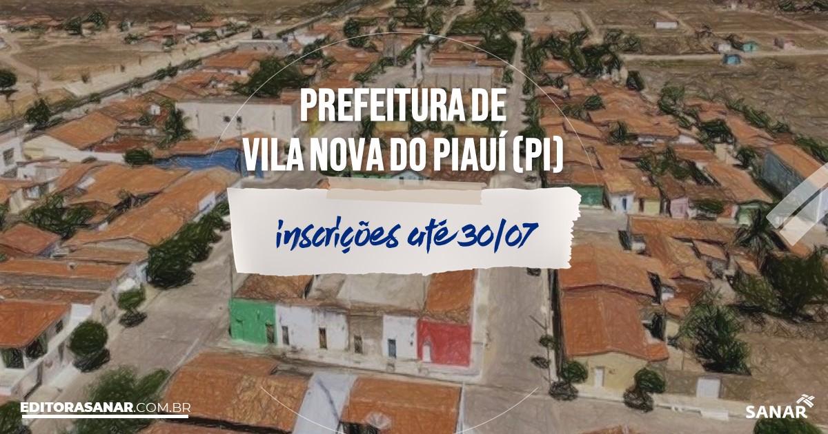 Vila Nova do Piauí Piauí fonte: s3.sanar.online