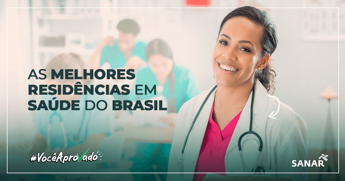 As Melhores Residências em Saúde do Brasil
