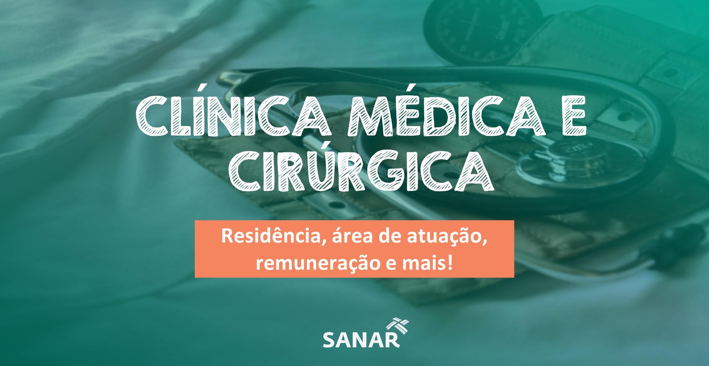 Clínica Médica e Cirúrgica
