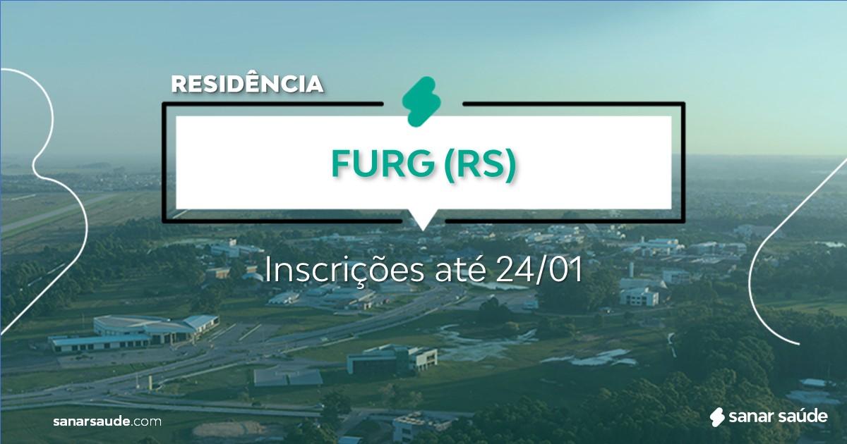 Residência - FURG - RS - 2021