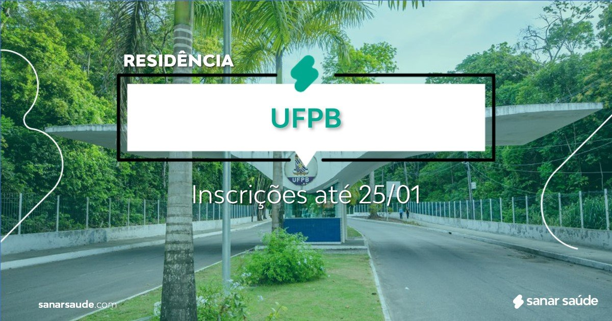 Residência - UFPB - 2021