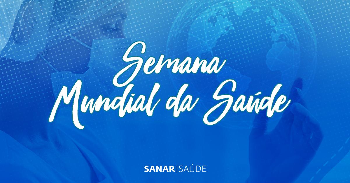 Semana da Saúde na Sanar: Estamos juntos nessa!
