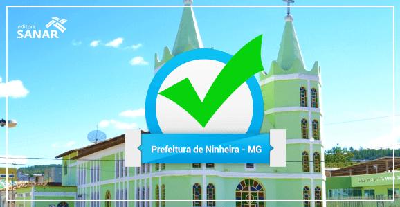 Prefeitura de Ninheira - MG abrirá concurso para Médicos e Dentistas