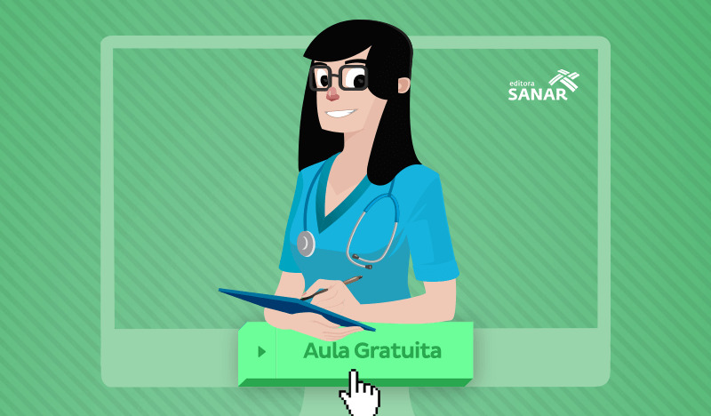 Enfermagem: Ebook-Aula GRATUITO