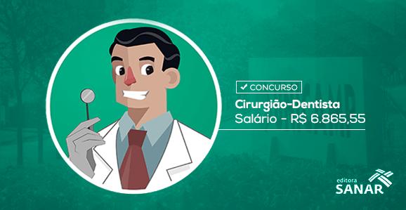 UNICAMP (SP) abre vaga para Cirurgião-Dentista