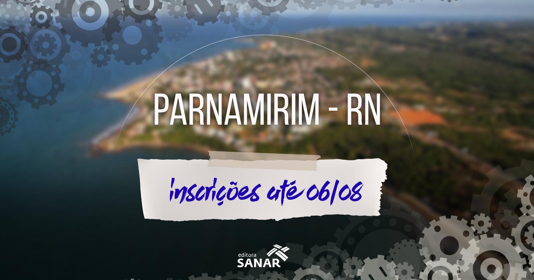 Concurso: 510 vagas abertas em Parnamirim (RN)