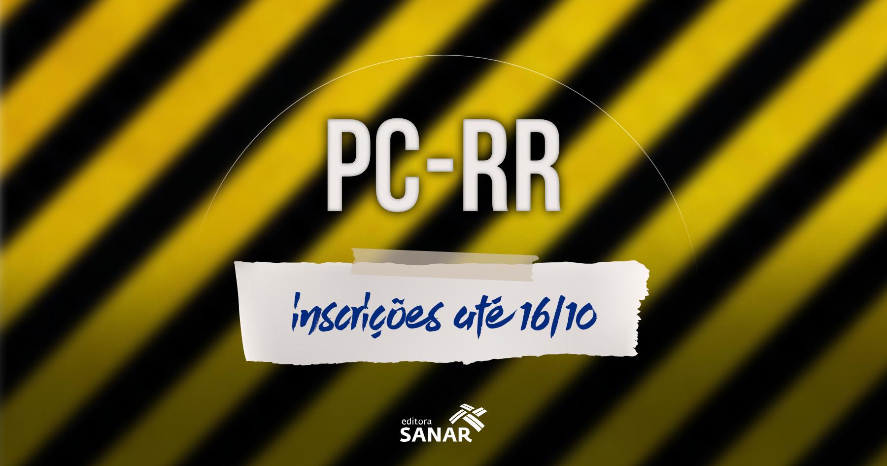 Concurso PC-RR   Vagas para Medicina, Odontologia e Farmácia