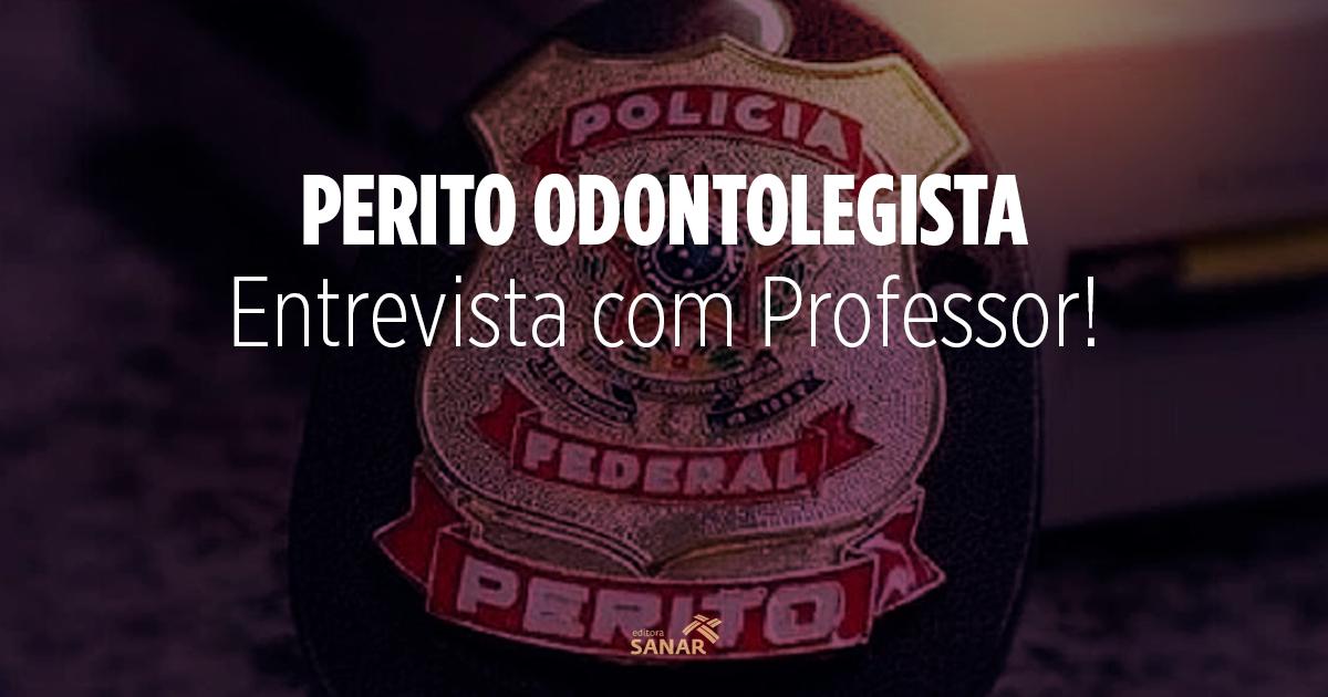 Entrevista: Tudo sobre a carreira de Odontolegista com o Professor Rhonan Ferreira