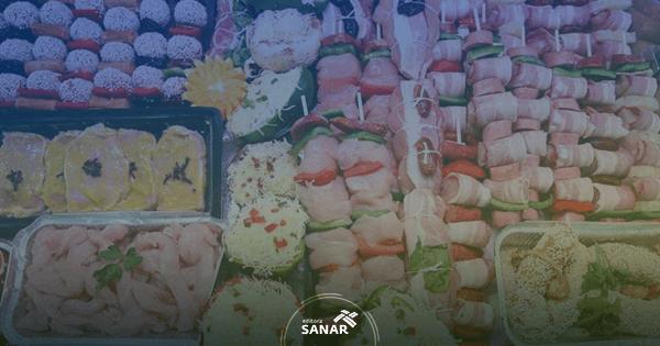Pesquisa revela que o exagero na carne prejudica a saúde de Portugueses