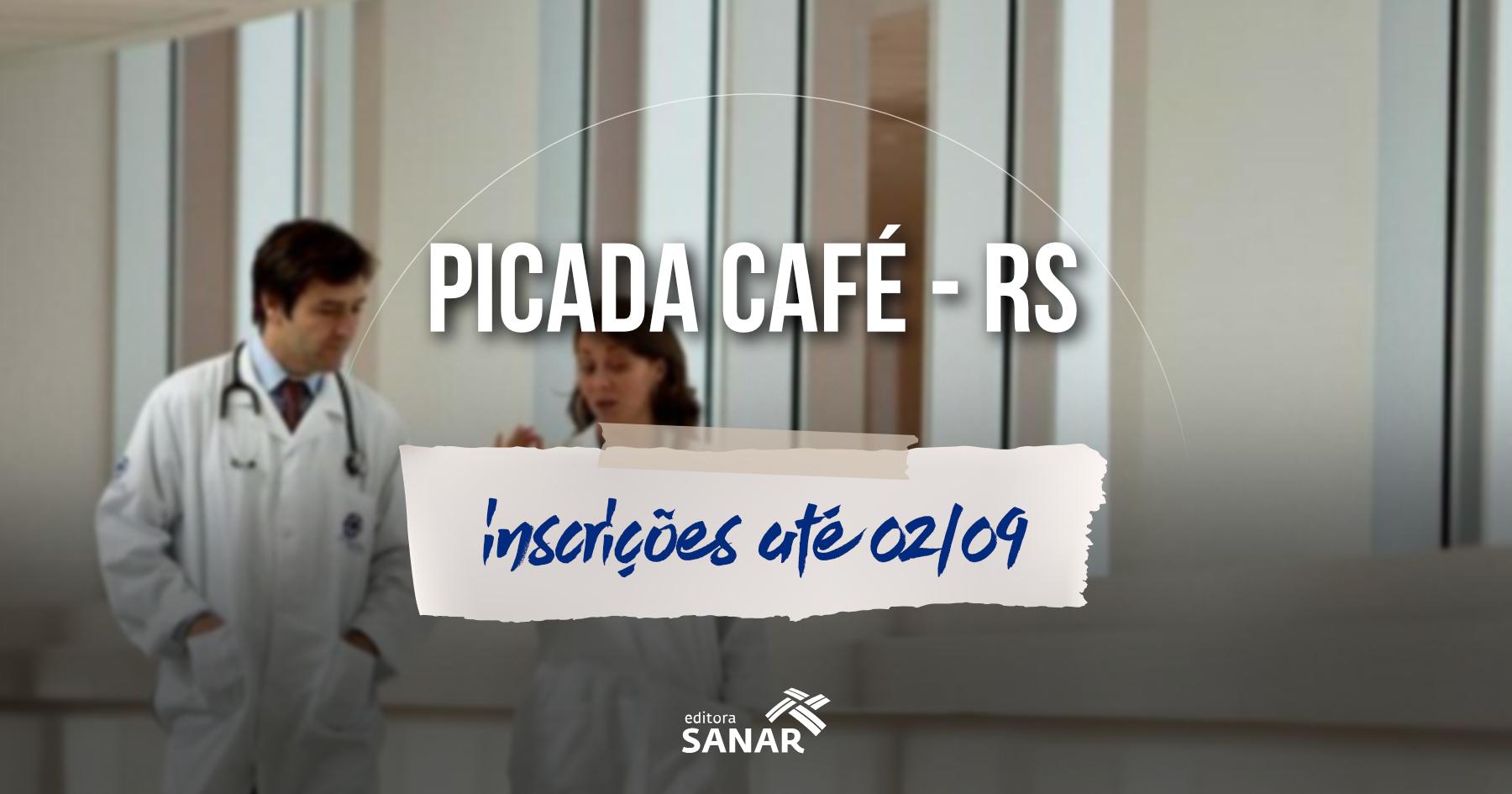 Concurso | Picada Café (RS) seleciona médicos e dentistas