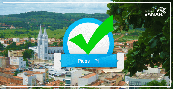 Prefeitura de Picos abre vagas para Nutricionistas, Enfermeiros e Fisioterapeutas