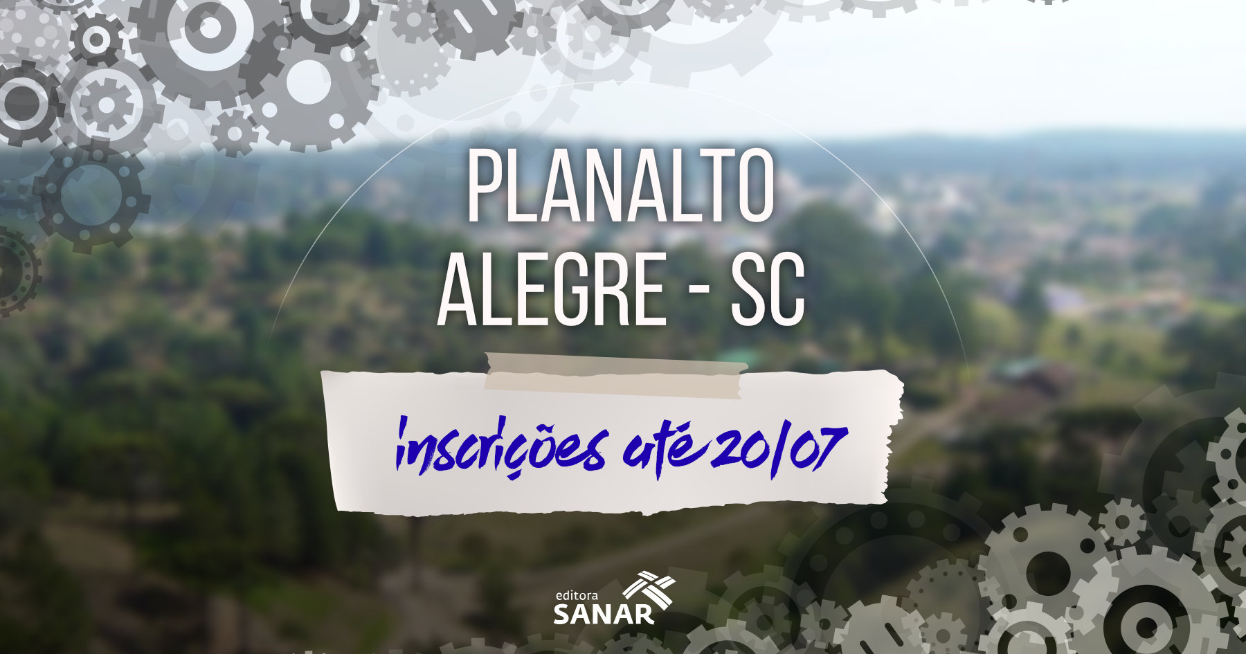 Concurso: vagas para área de Saúde em Planalto Alegre (SC)