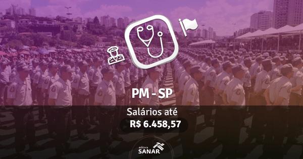Polícia Militar de São Paulo: edital publicado com vagas para Medicina