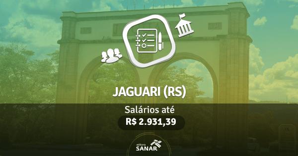 Prefeitura de Jaguari (RS): edital publicado com vagas para Enfermagem, Farmácia e mais