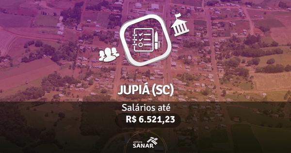 Prefeitura de Jupiá (SC): edital publicado com vagas para Veterinários (as) e Psicólogos (as)