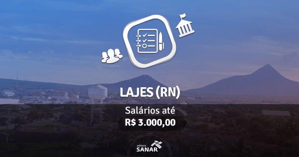 Prefeitura de Lajes (RN): edital publicado com vagas para Odontologia