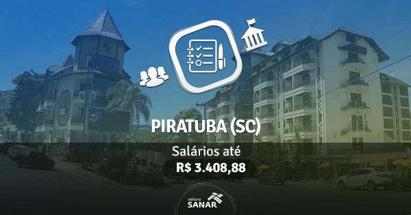 Prefeitura de Piratuba (SC): edital aberto com vaga para Psicologia