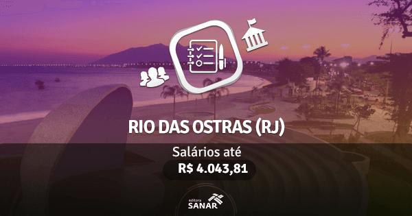 Prefeitura de Rio das Ostras (RJ): edital publicado com vagas para a área de Odontologia