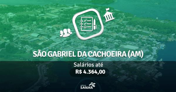 Prefeitura de São Gabriel da Cachoeira (AM): edital publicado com vagas para Dentistas
